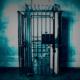 Gaol Door