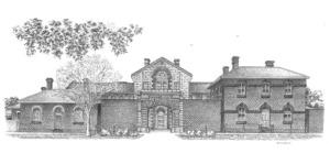Geelong Gaol Logo