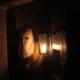 Prisoner with lantern