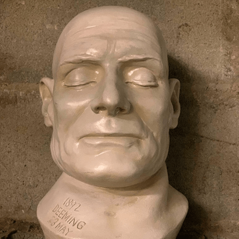 Bust of a Convict